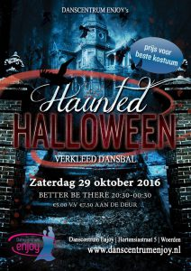 29 oktober 2016 Halloweenbal