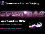Enjoy's Nieuwsupdate: Open Dag