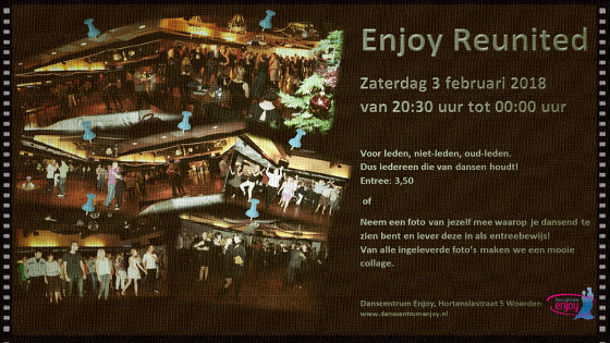 Enjoy Reunited en februari deal LaBlast